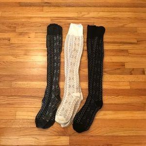 Boot Socks-3pack Never Worn